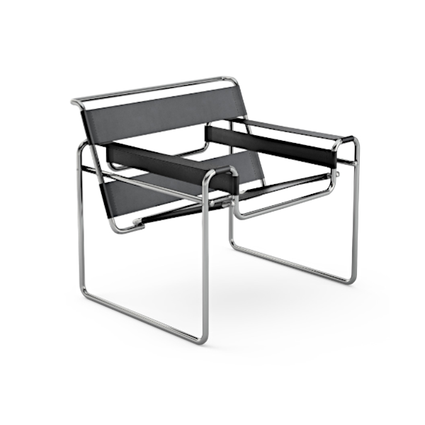 Knoll-Marcel-Breuer-Wassily-Chair